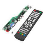 Оригинал T.RD8503.03 Универсальный LCD LED ТВ-контроллер Драйвер платы ТВ / ПК / VGA / HDMI / USB с Дистанционный