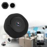 Оригинал H6 Mini IP камера Беспроводной WiFi HD 1080P 120 ° Ночное видение Главная Безопасность камера
