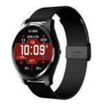 Оригинал BakeeyX102.5DЦветнойэкранГолосовое управление Bluetooth Вызовите сообщение HR Артериальное давление Push Smart Watch