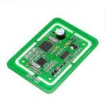 Оригинал 5V Многопротокольная карта RFID Модуль чтения для чтения LMRF3060 Совет по разработке Интерфейс UART / TTL