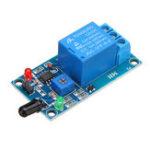 Оригинал Пламя Обнаружение вспышки Датчик Модуль 12 В ИК Приемник Модуль Для Arduino