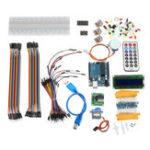 Оригинал DIY KIT6 UNOR3 Basic Starter Learning Набор Starter Наборs для Arduino