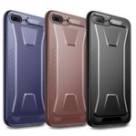 Оригинал ArmorПотолочныйАнтиОтпечатокпальцаSoftТПУ Защитный Чехол Для iPhone 8/8 Plus/7/7 Plus