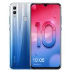 Оригинал HuaweiHonor10Lite6,21дюйма 6GB RAM 64GB ПЗУ Kirin 710 Octa core 4G Смартфон