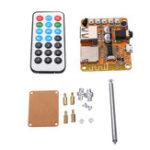 Оригинал Беспроводной USB Bluetooth 4.2 Аудио спикер Приемник Усилитель Модуль с Дистанционное Управление Антенна