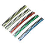 Оригинал 100шт 5 цветов 20 каждый 1210 LED диодный ассортимент SMD LED диод Набор зеленый / красный / белый / синий / желтый