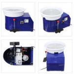 Оригинал 220V 250W Электрическое гончарное колесо Керамический Машина 300мм Керамический Clay Potter Набор