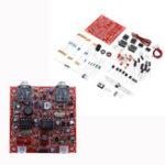 Оригинал DIY Forty-9er 3W CW Transmitter Receiver Mechanical Electronic Report Kit