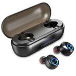 Оригинал [True Wireless] Bluetooth 5.0 Deep Bass Hi-Fi TWS Наушники Наушник с микрофоном для Xiaomi Huawei