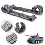 Оригинал Металлические гусеницы для Heng Long Taigen Tiger 1/16 RC Танк Замена RC Авто Запчасти