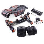 Оригинал ZDRacing9021-V31/8110км / ч 4WD Бесколлекторный Truggy Frame DIY Rc Авто KIT без электронных компонентов