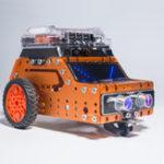 Оригинал WeeeMake WeeeBot 3 в 1 Smart RC Robot Авто STEAM Инфракрасное программируемое приложение для предотвращения препятствий Bluetooth Управление образованием Набо