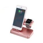 Оригинал 3 в 1 подставке для телефона зарядное устройство подставка для телефона для iPhone / Apple Watch серии