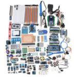 Оригинал Geekcreit UNO Mega Nano Датчик Реле Bluetooth Wifi LCD Наборы для начинающих для Arduino Нет версии Батарея