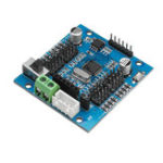 Оригинал LC-LCSC-STM32 STM32 16 Плата управления рулевого механизма Последовательный порт TTL Bluetooth Беспроводной хост-модуль Компьютер для Arduino