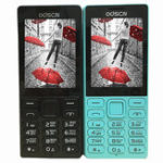 Оригинал ODSCNODSCN2162,4-дюймовый860мАчWhatsApp FM Радио Bluetooth Динамик Dual Sim Mini Card Phone