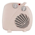 Оригинал 220V 2000W Mini Electric Fan Heater 2 Heat Settings And Cool Blow Thermostat