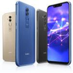 Оригинал HuaweiMaimang7Mate20Lite 6,3 дюйма 6GB RAM 64GB ПЗУ HUAWEI Кирин 710 Octa core 4G Смартфон