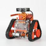 Оригинал WeeeMake DIY 6 в 1 WeeeBot Evolution Smart RC Robot Авто Набор Программируемое приложение управления образовательными Набор