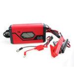 Оригинал JUMP ICS7 100-240V 7A Автоматическое восстановление Батарея Авто Зарядное устройство
