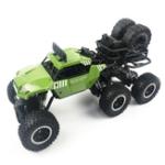 Оригинал SuLongToysSL-33391/142.4G6WD 20 км / ч Rc Авто Внедорожный пикап RTR Toy