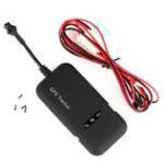 Оригинал Global Vniversal GT02A GSM GPRS Car GPS Tracker Real Time Tracking Device Anti Theft