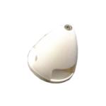 Оригинал 35мм / 55мм пластиковый белый спиннер с пропеллерным зажимом