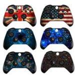 Оригинал Кожа Наклейка Наклейка Защитная пленка для Microsoft Xbox One Геймпад Игровой контроллер