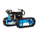 Оригинал MakeBlock Обновленный стартовый робот V2 Набор C Ультразвуковой дальномер / IR Дистанционное Управление/IR Приемник