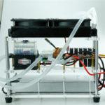 Оригинал Induction Heating Model Digital Magnetic Levitation Kids Science Toy School Teaching Tool