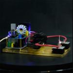Оригинал DIY Audio Plasma Speaker Набор Classic TL494 Одиночный мощный звук Музыка может восстановить истинный тон