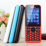 Оригинал ODSCN2152,4-дюймовый860мАчWhatsApp FM Радио Bluetooth Динамик Dual Sim Mini Card Телефон