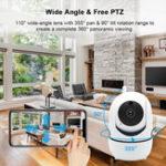 Оригинал 1080P На открытом воздухе Беспроводной WIFI IR Cut Security IP камера Интеллектуальное ночное видение HD Наблюдение камера
