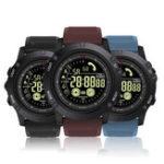 Оригинал Bakeey EX17S Световой циферблат Запись активности 5ATM Вызов Напоминание о социальных сообщениях 12 месяцев в режиме ожидания Будильник Smart Watch