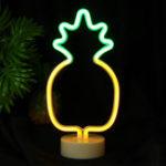 Оригинал LEDНеоновыйЗнакЛампаФонNight Light Xmas Свадебное Комната Романтический Декор Подарки