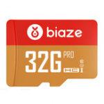 Оригинал Biaze U1 98MB/S TF Card 16/32/64/128G Secure Digital Memory Card High Speed