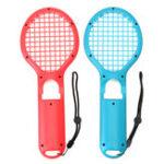 Оригинал 2шт DOBE TNS-1843 теннисный ракетка ракетка игровой контроллер Геймпад для игровой консоли Joy-Con Nintendo Switch