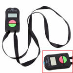 Оригинал Цифровой счетчик Tally Black ABS LCD Дисплей Электронный разряд Ручной Clicker Спортзал Инструмент