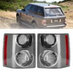 Оригинал Задний левый / правый Авто Задний фонарь в сборе Тормоз Лампа Белый + Белый для Range Rover Vogue L322 2002-2009