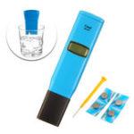 Оригинал Wattson TDS98303 1us / cm Разрешение Тест на проводимость Ручка Проводимость PH-метр Прибор для обнаружения воды