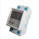 Оригинал LCD Цифровой Дисплей Измеритель энергопотребления Однофазный счетчик электроэнергии Ватт ваттметр кВт-ч 230 В переменного тока 50 Гц Электри