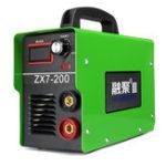 Оригинал ZX7-200 220V Портативный электросварочный аппарат LCD Дисплей IGBT ARC Inverter Пайка Инструмент