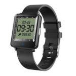 Оригинал BakeeyCV16Двухслойныйэкранснизким потреблением Сердце Оценить 7 Спортивный режим Bluetooth Музыка Business Smart Watch