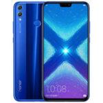 Оригинал HuaweiHonor8XГлобальноеПЗУ6,5 дюйма 4 ГБ RAM 128 ГБ ПЗУ Кирин 710 Octa core 4G Смартфон