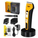 Оригинал Global Voltage Professional Волосы Клипер Волосы Лезвие Триммер