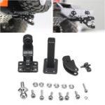 Оригинал 1 комплект металлический прицеп Крюк для 1/10 SCX10 Traxxas 90046 90047 TRX4 Восхождение Rc Авто