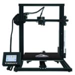 Оригинал Tronxy® XY-3 Алюминиевый профиль 3D принтер 310 * 310 * 330 мм Размер печати с печатью резюме / 3,5-дюймовый сенсорный экран / магнитная наклейка / экструз