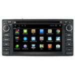 Оригинал 7 дюймов 2 DIN 8G GPS Карта Bluetooth Wi-Fi FM DVD автомобиль Радио MP5-плеер для Toyota