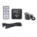 Оригинал Полный HD 1080P 60FPS 2K 21MP HDMI USB Промышленный Электронный Цифровой Видео Микроскоп камера Лупа Для Телефона CPU PCB Ремонт