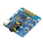 Оригинал 5 шт. JDY-64 Lossless Bluetooth Аудио Модуль 4.2 Высококачественный HIFI Динамик Аудио Мощность Усилитель Доска